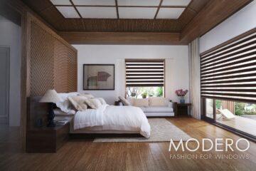Báo giá rèm Hàn Quốc Modero các loại, rèm cuốn, rèm văn phòng, rèm roman